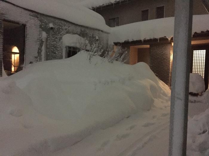 福井県の豪雪